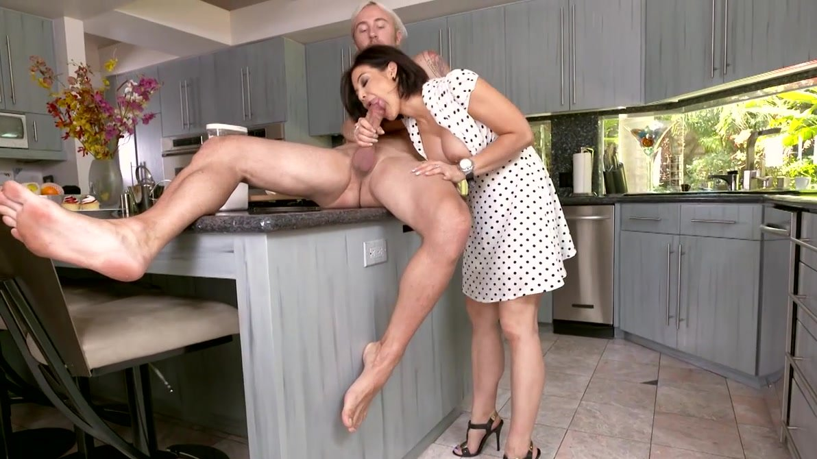 Step Mom Fucks Boyfriend