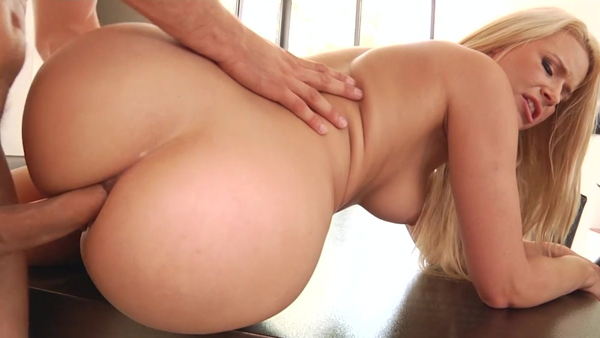 Blonde Milf Step Mom Cheats