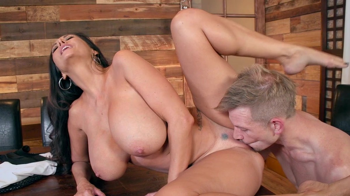 Stepmom Fucks Young Son