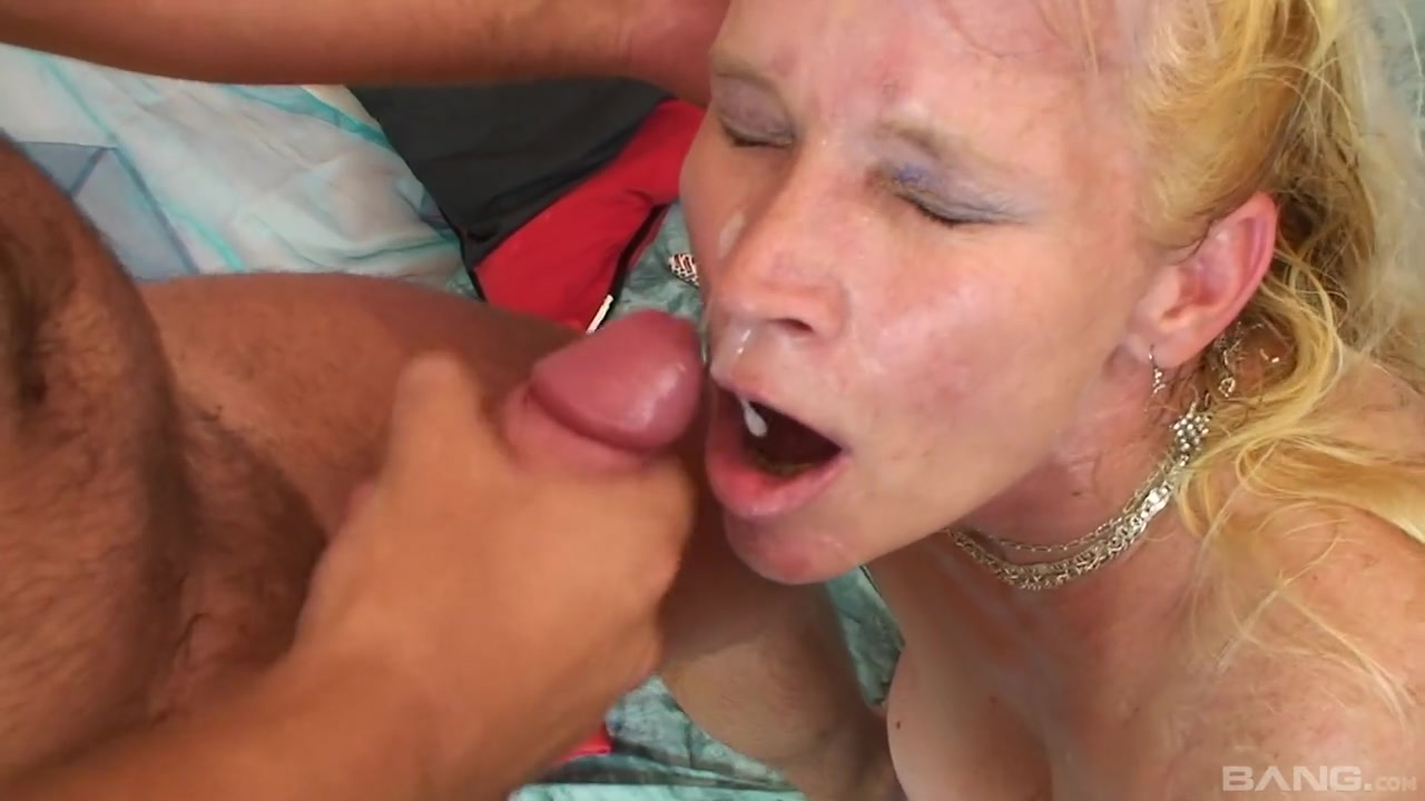 Big fat ebony mama with huge tits lives for sucking and fucking
