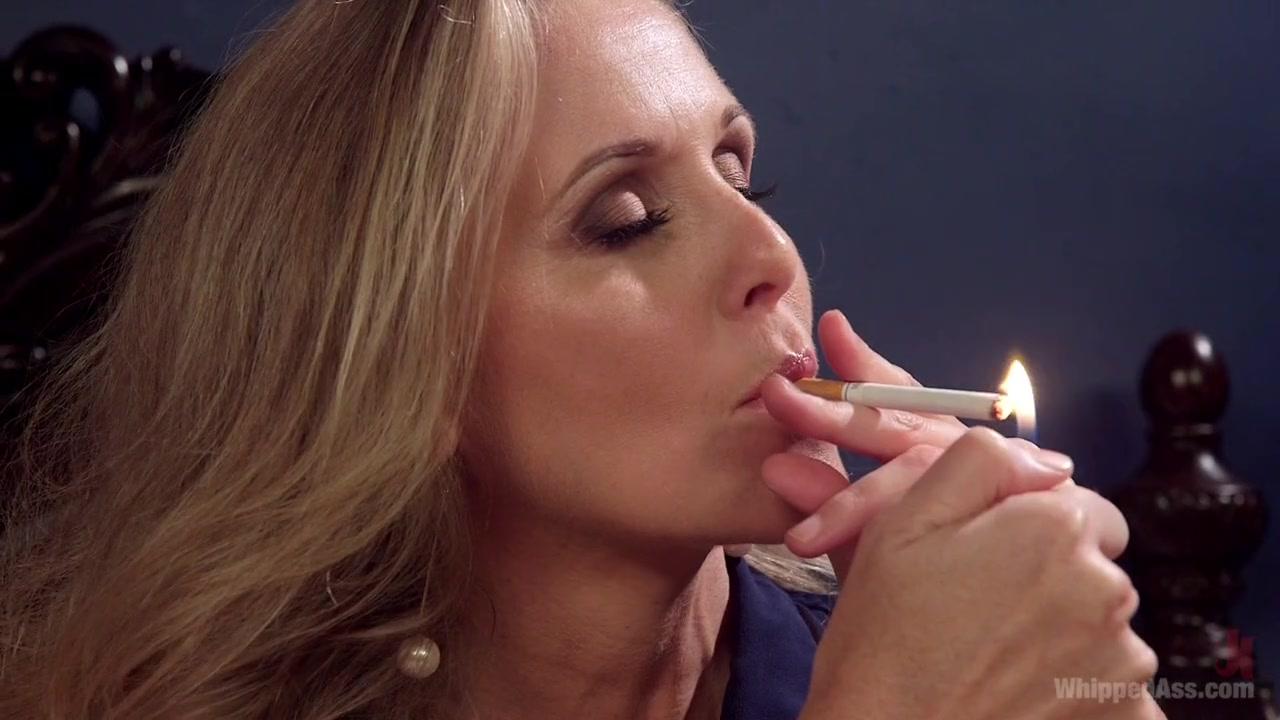 Black Girl Smoking Fetish