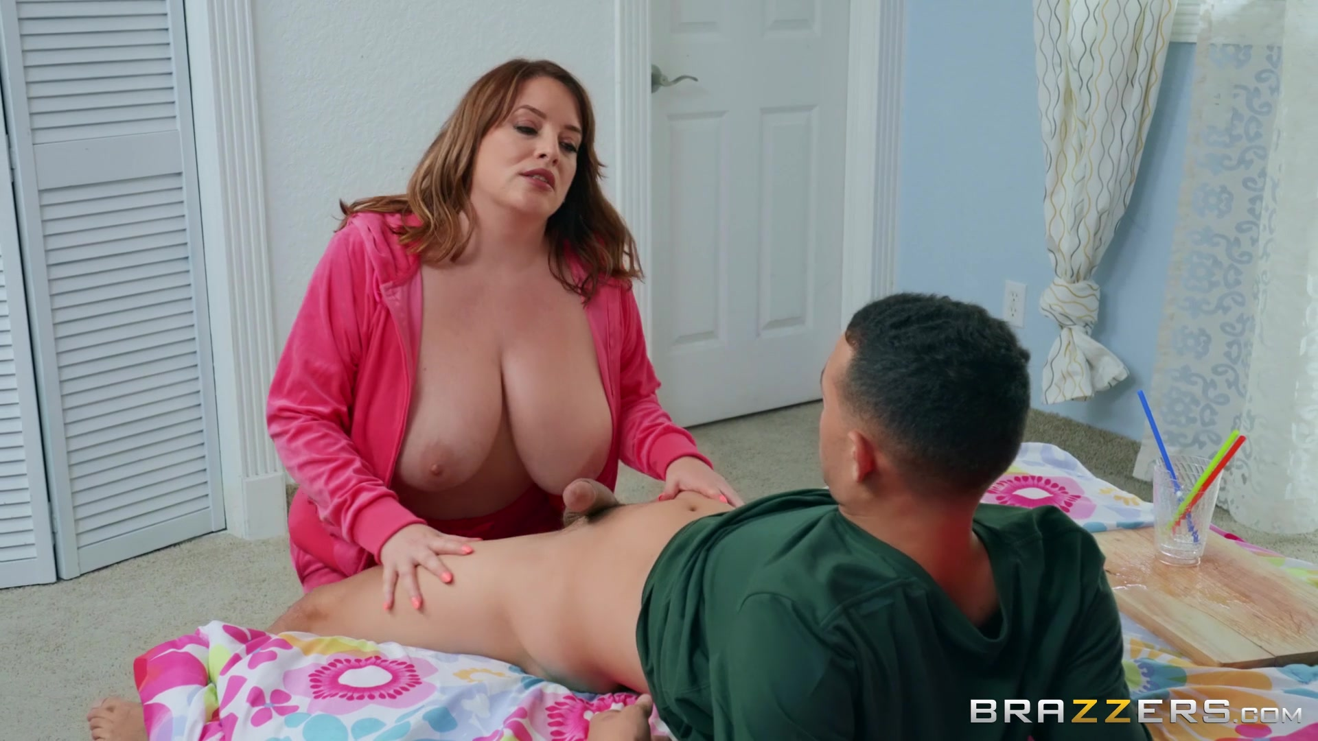 Blonde Small Tits Milf Anal